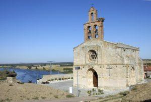 Vista de la Iglesia de Santa María del Castillo