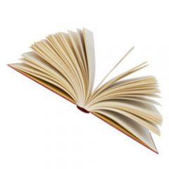 A través de un libro