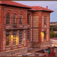 La escuela de Castronuño.