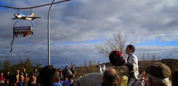 Castronuño volverá a celebrar el domingo los Versos de los Quintos