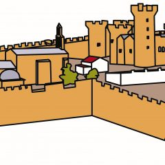 La fortaleza de la Muela de Castronuño